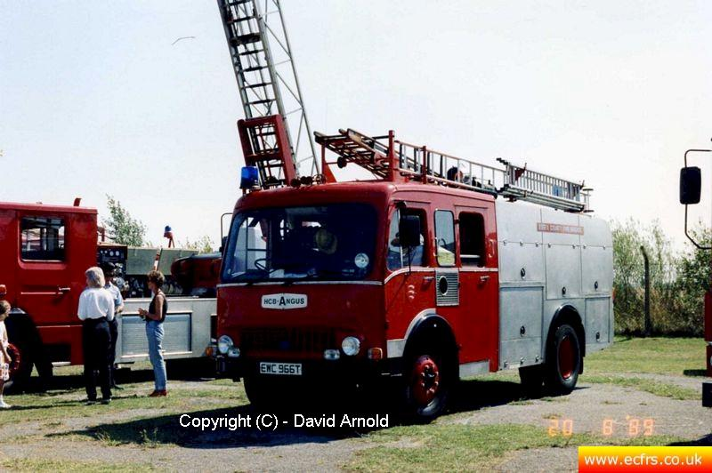 Essex FB Bedford TKG EWC 966T - Picture courtesy of David Arnold