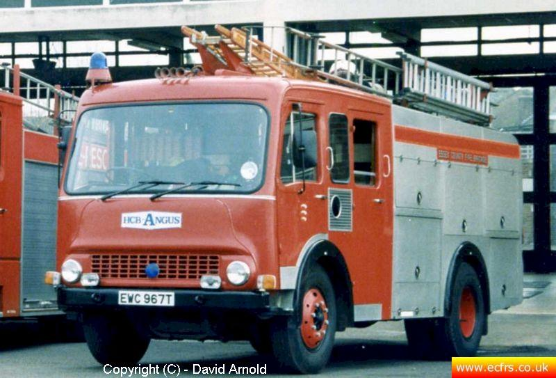 Essex FB Bedford TKG EWC 967T - Picture courtesy of David Arnold