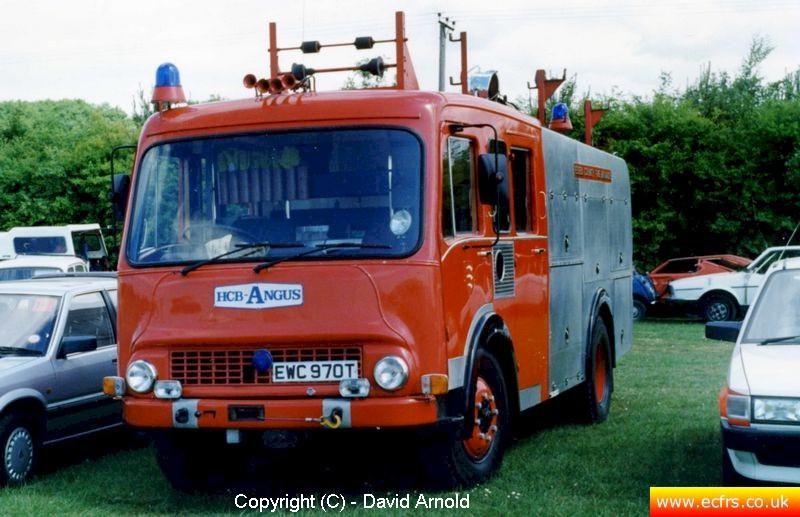 Essex FB Bedford TKG EWC 970T - Picture courtesy of David Arnold
