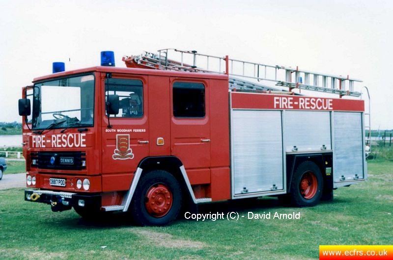 Essex FB Dennis RS D887 POO - Picture courtesy of David Arnold