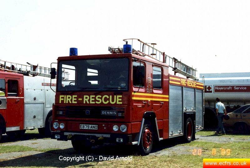 Essex FB Dennis RS E879 ANO - Picture courtesy of David Arnold